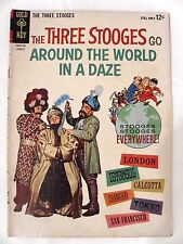 The Three Stooges #15  Comic  Book (1964)  VG