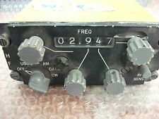 Aircraft Cockpit Simulator HF Radio Control Panel Collins P/N 522-2457 714E-3