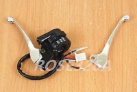 Left Right Brake Throttle Housing Lever Perch Combination Switch For Yamaha