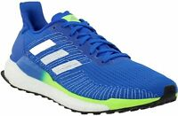 [EE4326] Mens Adidas Solarboost 19 Running Sneaker - Blue White Green - NO BOX