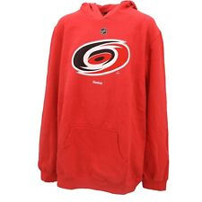 Carolina Hurricanes Official NHL Reebok Kids Youth Size Hooded Sweatshirt New