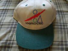 Logitech Inc Vitronic Four Seasons baseball Hat advert promo.Clean trucker cap