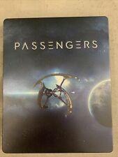 Passengers (2016) 3d Limited marcado por Steelbook Edition) Blu-ray 3d + Blu-ray