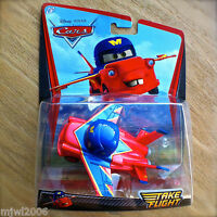 Disney PIXAR Cars TAKE FLIGHT MATER HAWK Cars TOONS Air Mater DELUXE INTL CARD