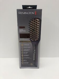 Remington Pro Full Size Ceramic Heated Smoothing Brush  Open Box