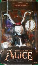 American McGee's Alice - White Rabbit Action Figure MIB