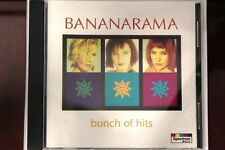 Bananarama - Bunch Of Hits | CD album | 1993