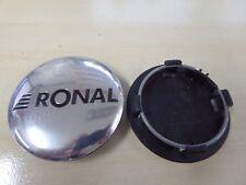 Ronal Engeliveur Cache-moyeu Centre Capuchon Env. 64mm Chrome 003 0201