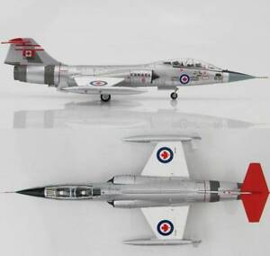 Hobby Master 1/72 HA1060 CF-104D Starfighter Canadian Armed Forces RCAF No.6 Sqn
