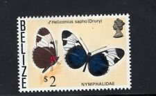 Belize 1974-1976 Nymphalidae Butterflies MNH SG 393