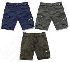 Scruffs T52824 Size 32 Cargo Shorts - Charcoal