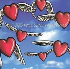 If God Will Send His Angels by U2 (4 Track CD Maxi-Single,1997,Island) Brand New