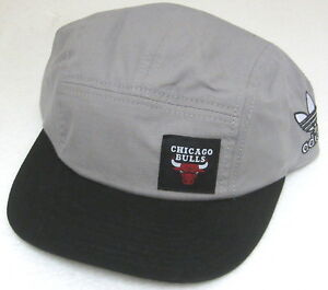 NBA Chicago Bulls Women's Fashion Colors 5 Panel Adjustable Hat By adidas