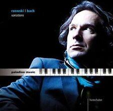 Frederic Rzewski - Johann Sebastian Bach Variations, New Music