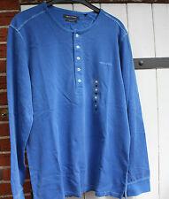 Leichtes Sweatshirt - Shirt- Marc O`Polo -leuchtend blau Gr.M - Neuware