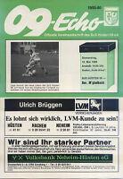 15.05.1986 SuS Hüsten 09 e.V. - Borussia Mönchengladbach