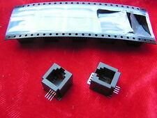 Hosiden HJC0270-011024 RJ9 10&22 PCB Jack Socket 5 pieces BJ0011A OLB021