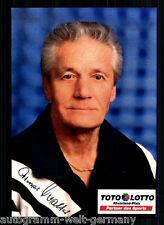 Ottmar Walter (+)  DFB Weltmeister 1954 TOP AK Original Signiert +A 58650