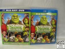 Shrek Forever After Final Chapter Blu-ray + Cover + Box