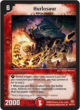 Duel Master Hurlosaur,Shockwaves of the Shattered Rainbow DM10