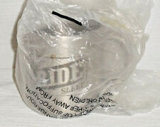 MArlboro Mug Cup Eat Ride Sleep Biker Stainless Steel NEW Unused