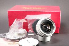 Pasoptic 21mm f2.8 LTM -Kobalux,Avenon (Mint) Boxed Leica L39, Leica M