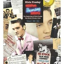 The Beginning of Elvis Presley--Memphis Recording Service--1953/4