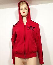 2a31dfa689 Veste Survêtement Rouge ADIDAS taille S Vintage An 80's Homme / Femme