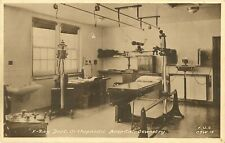 SHROPSHIRE  OSWESTRY GOBOWEN ORTHOPAEDIC HOSPITAL X RAY DEPARTMENT