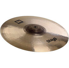 "Stagg DH-CMT15E DH EXO Medium Thin Brilliant Crash 15"" Becken"