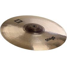 "Stagg DH-CMT15E Dh Exo Medium Thin Brilliant Crash 15 "" Cymbales"