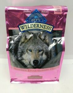 Blue Buffalo Wilderness Small Breed High Protein Dog Food 4.5 lbs Chicken