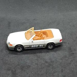 Matchbox 1-75 MB33 Mercedes Benz 500SL Vintage Die-Cast Vehicle 1990s