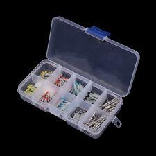 160 Pcs Glass Dental Fiber Post Single Refilled Package & 32 Pcs Drills