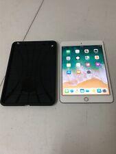 Apple iPad mini 4 128GB, Wi-Fi + Cellular (Verizon), 7.9in - Silver