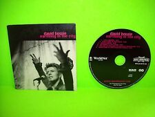 David Bowie – Earthling In The City CD GQ Magazine Seven Years In Tibet 6 Track