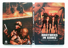 Steelbook  Brother In Arms / Xbox 360 / PS3 / rare / envoi gratuit, protégé