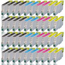 40 Drucker Patronen für EPSON Stylus SX230 SX235W SX420W SX425W SX430W