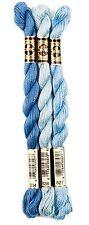 DMC #5 Pearl Cotton - 5 Skeins - U Choose Colors