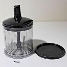 BOSCH Zerkleinerer schwarz passend für MFQ4885DE (N233-R14)