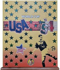 HOBBY SAPIENS MEXICAN EDITION Binder for World Cup USA 1994 Panini album NEW!