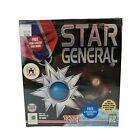 Ssi Star General Computer Game Dos & Windows 95 Big Box 1996 A Mindscape Company
