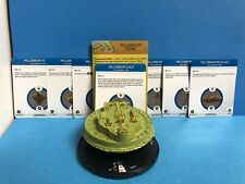YuGiOh HeroClix Millennium Stone Complete W/ 7 relic