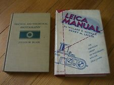 Leica Manual.The One - vol. Library on the Leica Camera, Morgan & Lester+1/1947