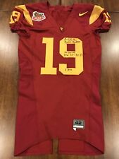 Brice Butler Game Used USC Jersey Game Worn Jersey Emerald Bowl