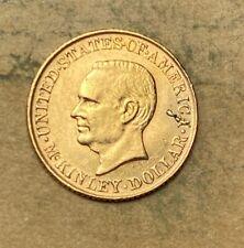 1916 $1 McKinley Commemorative Gold