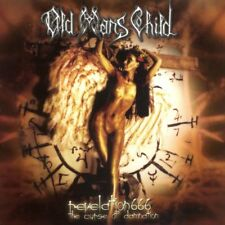 OLD MAN'S CHILD - REVELATION 666 (THE CURSE OF DAMNATION)   VINYL LP NEW!