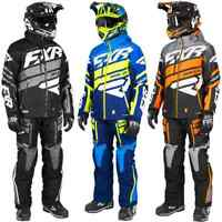 FXR Racing Boost Dri-Link 2 Piece Mens Sled Winter Sport Snowmobile Monosuit