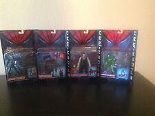 Spiderman Series 2 Action Figure Lot - Toy Biz 2002
