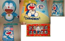 Doraemon Collectibles Plush 11 inches tall,10 figure set & towel set Last Chance